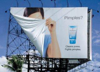Секреты эффективной рекламы: самая лучшая картинка для уличного баннера